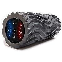 SIUSUMFO 電動フォームローラー 3Dマッサージロール ストレッチロール 筋膜リリース ストレッチ ヨガローラー 強力 振動·5段階可調整