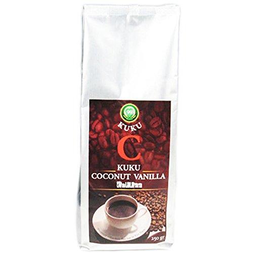クク コーヒー ココナッツバニラ 250g(粉)