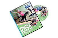 JumpSport Fitness Trampoline Kid's Krista's Workout DVD