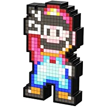 PDP PDP Pixel Pals Nintendo Super Mario World Mario Collectible Lighted Figure - Not Machine Specific;