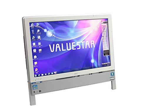 [ 中古一体型パソコン / WPS Office / 地デジ ] NEC VALUESTAR VN770/E Windows7 20インチ Core i5 2410M 2.3GHz メモリ4GB HDD2TB [ ブルーレイドライブ / 無線LAN ]