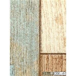 サンゲツ 店舗用クッションフロア ペイントウッド 色番 CM-2206 サイズ 200cm巾×1m