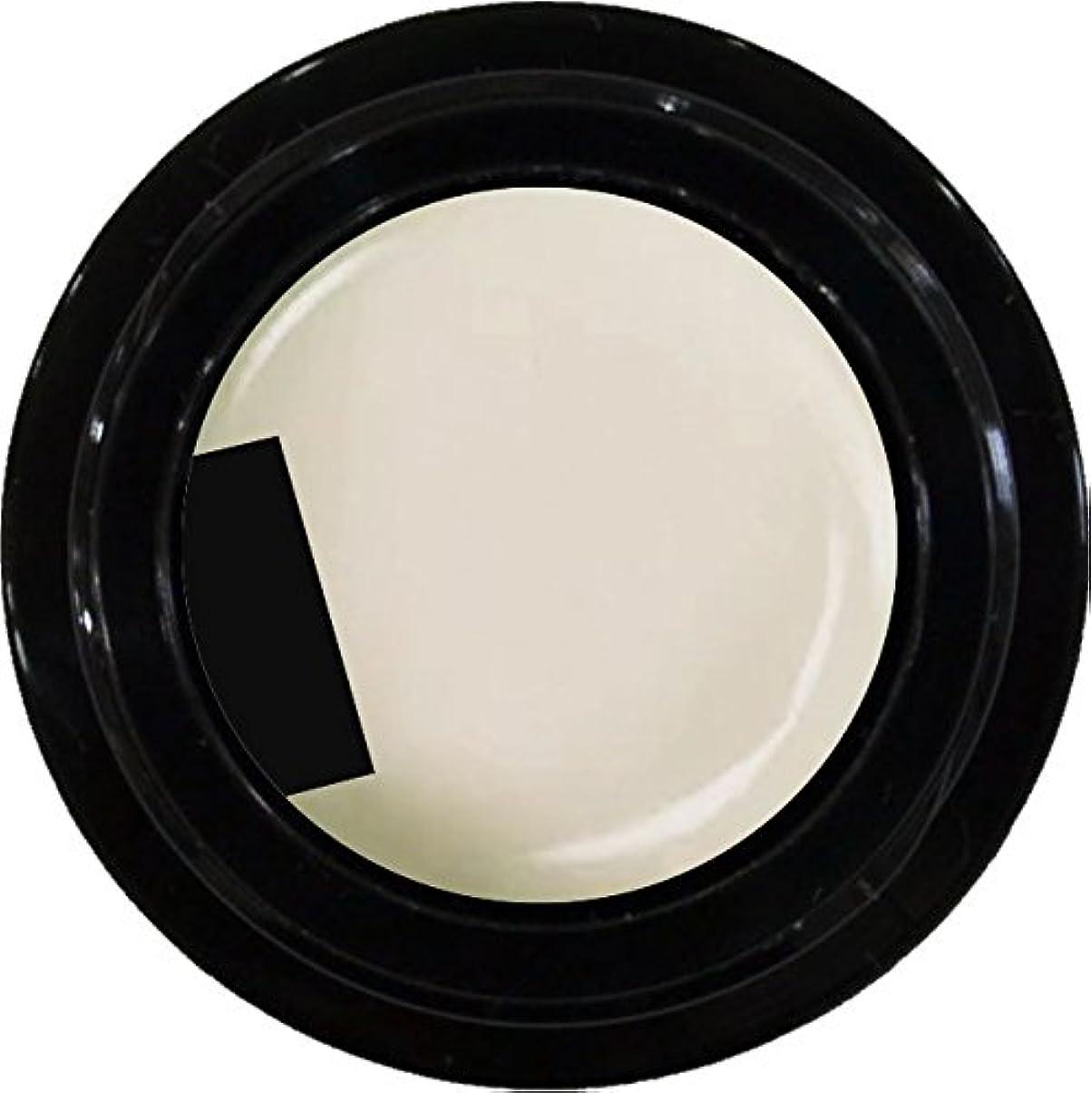 ギャザー元に戻すトランスミッションカラージェル enchant color gel M006 MilkyWhite 3g/ マットカラージェル M006 ミルキーホワイト 3グラム