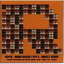 R4 RIDGE RACER TYPE 4 DIRECT AUDIO