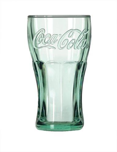 コカ・コーラ グラス/ジェヌイングラス COKE Genuine Glass 2oz