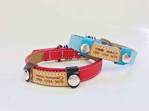 小型・中型犬用首輪【テルベル】