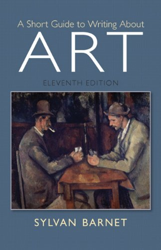 Download A Short Guide to Writing About Art (11th Edition) 020588699X