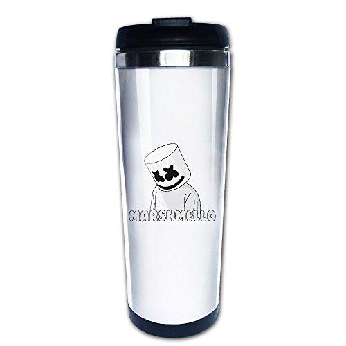 コーヒーボトル マシュメロ Marshmello DJ マグ...