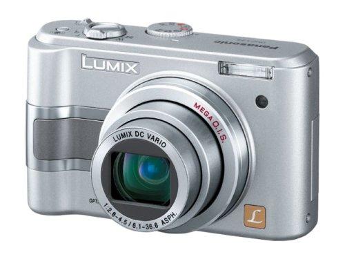 パナソニック デジタルカメラ LUMIX DMC-LZ5-S シルバー