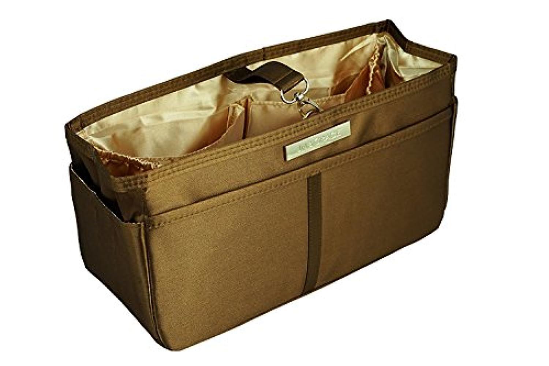 JN & Grace Handbag Organizer [12 Pockets] Premium Polyester/Satin Lining (並行輸入品)