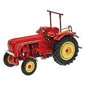 PMA 1/18 ポルシェ スーパー 農業トラクター 1958 レッド