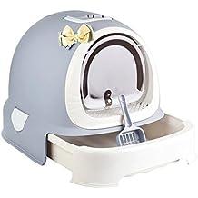Etbotu Totally Closed Drawer-style Cat Toilet Box Deodorization Splash-proof Litter Basin Pet Supplies