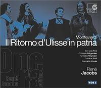 Il Ritorno D'Ulisse in Patria by Monteverdi