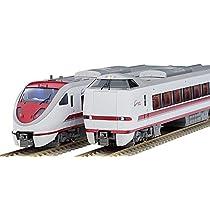 TOMIX HOゲージ 限定品 北越急行683系8000番代特急電車 はくたか ・ スノーラビット 9両 セット HO-9098 鉄道模型 電車