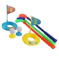 ROSENICE Plastic Golf Set Kids Toy