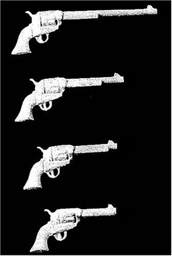 アンドレアミニチュアズ S8-A2 Colt Revolvers (4)