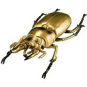 甲虫王者ムシキング アクションフィギア2 オウゴンオニクワガタ