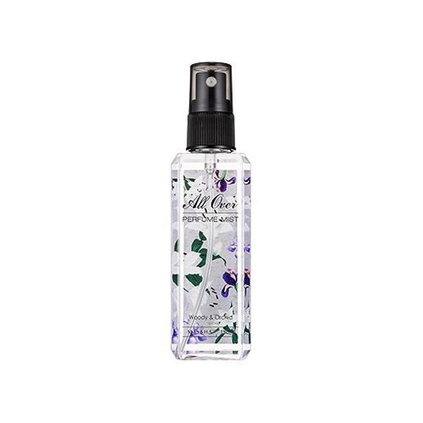 意味のある固体ストレスMISSHA All Over Perfumed Mist (Woody & Orchid) / ミシャ オールオーバーパフュームミスト (Woody & Orchid) [並行輸入品]
