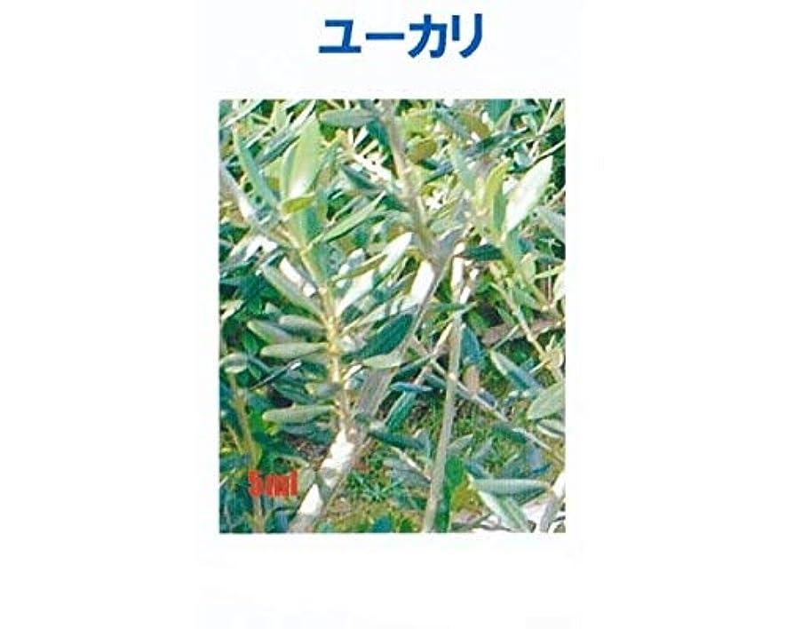 農業の信条気楽なアロマオイル ユーカリ 5ml エッセンシャルオイル 100%天然成分