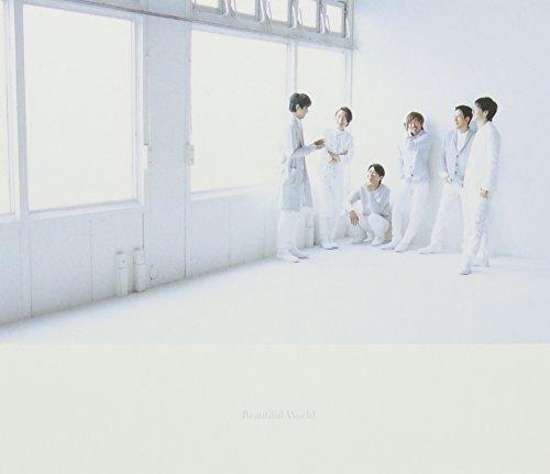 【V6/Beautiful World】通常盤には約3年ぶりに○○と△△の楽曲が収録!?歌詞情報♪の画像