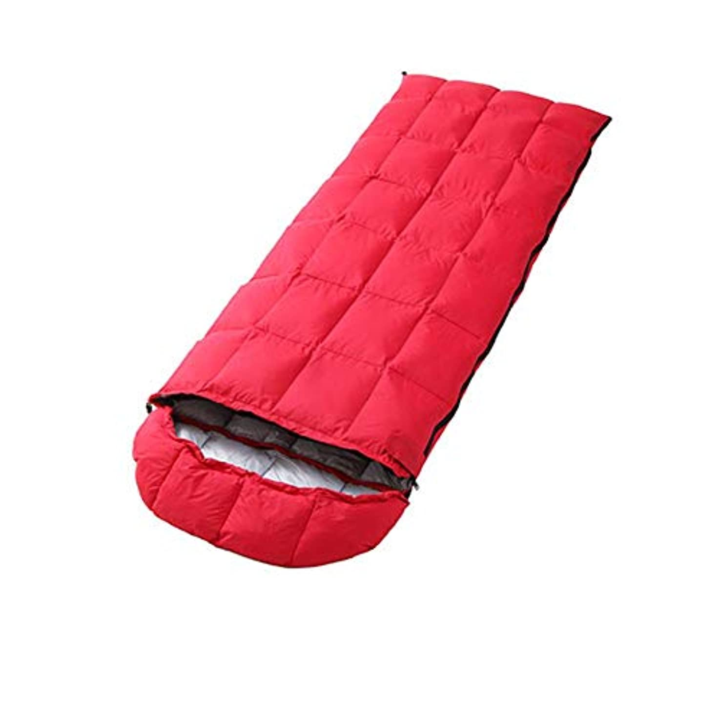 準備したサイレント審判Easylifee 寝袋 シュラフ 封筒型 冬用 軽量 防水 コンパクト アウトドア 登山 車中泊 防災用 丸洗い可能 収納袋付き 最低温度-15—-20度
