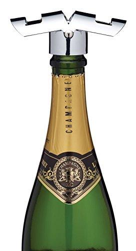 Mayshionステンレス シャンパン ワイン ストッパー ボトル ウィスキー ビール 真空 シール スパーク リング