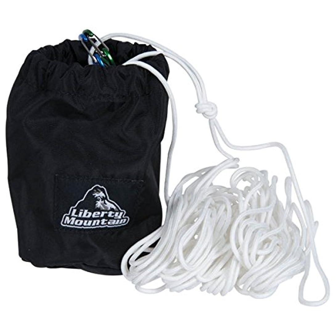 想像力豊かな動かす文庫本Liberty Mountain 371486 Easy Hang Bear Bag Kit Animal Safety