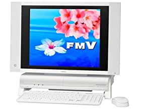 Fujitsu FMV DESKPOWER FMVLX40U (C-D347 512MB HDD200GB DVD±R DL 17インチ Vista HomeBasic) [FMVLX40U]
