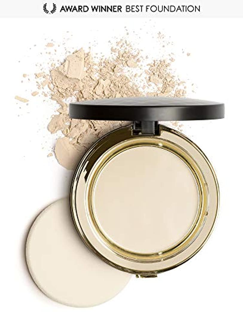 受け入れ減らすスペイン語Mirenesse Cosmetics Skin Clone Foundation Mineral Face Powder SPF15 13g/0.46oz (21. Vienna) - AUTHENTIC
