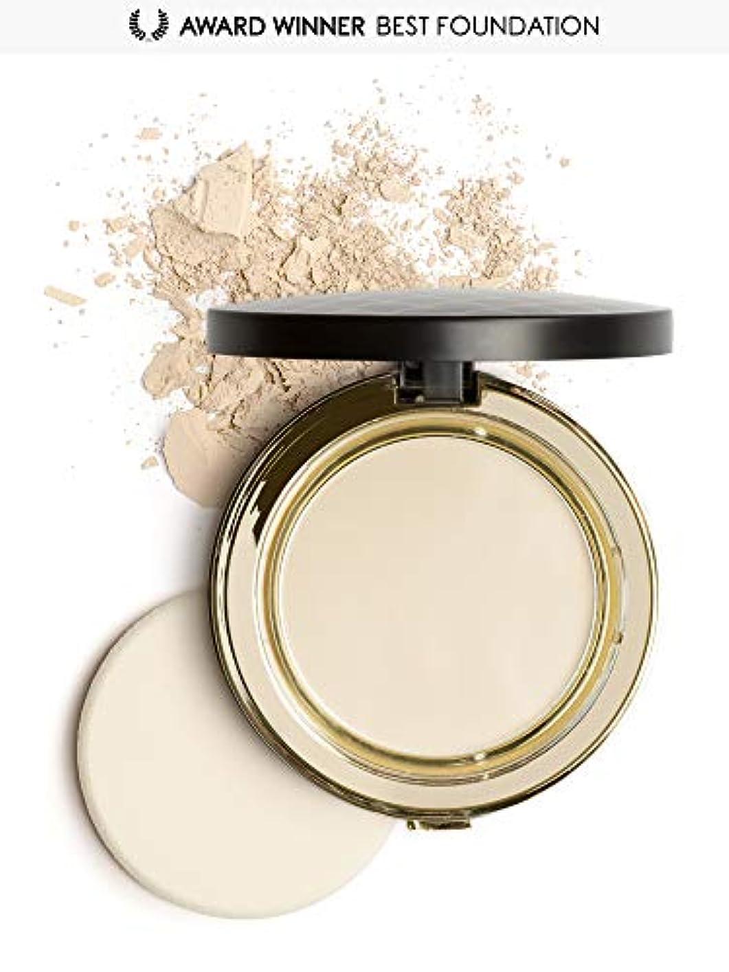 偽善離れた不健全Mirenesse Cosmetics Skin Clone Foundation Mineral Face Powder SPF15 13g/0.46oz (21. Vienna) - AUTHENTIC
