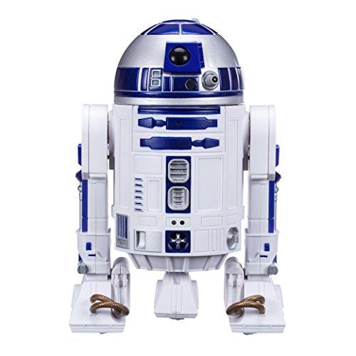 スターウォーズ リモートコントロール ドロイド スマート R2-D2 インテリジェント / Hasbro STAR WARS 2016 RC SMART ROBOT R2-D2 INTELLIGENT【並行輸入品】 最新 映画 ロボット