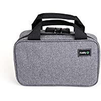 Kaddy Medicine Travel Bag with TSA Lock