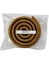お香/うずまき香 MOKE モーク 直径5cm×5巻セット [並行輸入品]