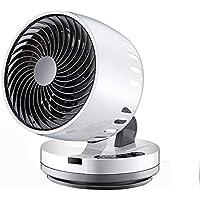 ミニ空気循環ファン、3次元のシェーキングヘッド空気対流ファン、ホームオフィスに適しています