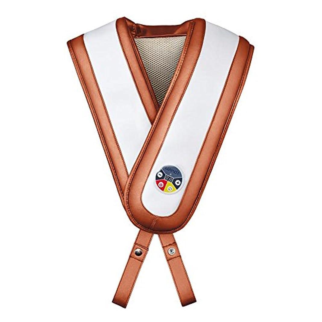 フィードオン着飾るロマンチックHAIZHEN マッサージチェア 肩と首は、肩の首の肩のマッサージのショールを打つウエストの首と肩のハンマー