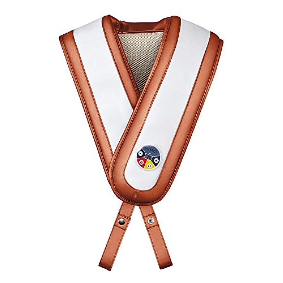 勧告パドル受信機HAIZHEN マッサージチェア 肩と首は、肩の首の肩のマッサージのショールを打つウエストの首と肩のハンマー