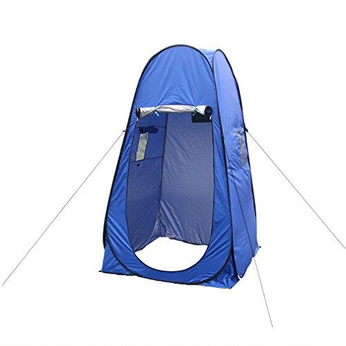 Dpower 着替え テント 1人用 設営簡単 パッと開くだけ 片付け10秒ワンタッチ式 キャンプ 簡易 小型 コンパクト 防災 緊急 母子 公園 紫外線防止 日よけ 更衣室 代わり ワンタッチ 日よけ プライベート ソロ 透けない生地 SY-A07