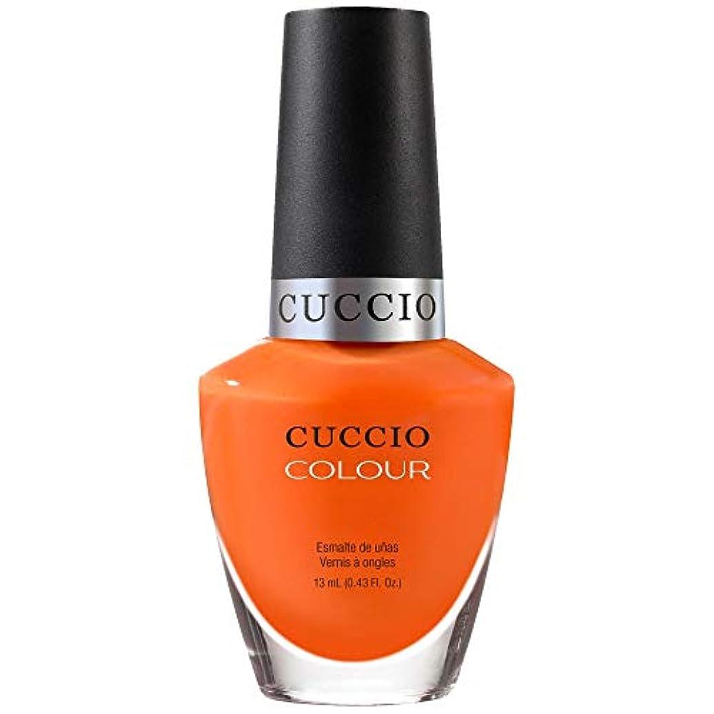 バンク危険トレーダーCuccio Colour Gloss Lacquer - Tutti Frutti - 0.43oz / 13ml