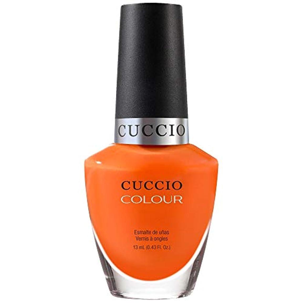 コントロール精度尋ねるCuccio Colour Gloss Lacquer - Tutti Frutti - 0.43oz / 13ml