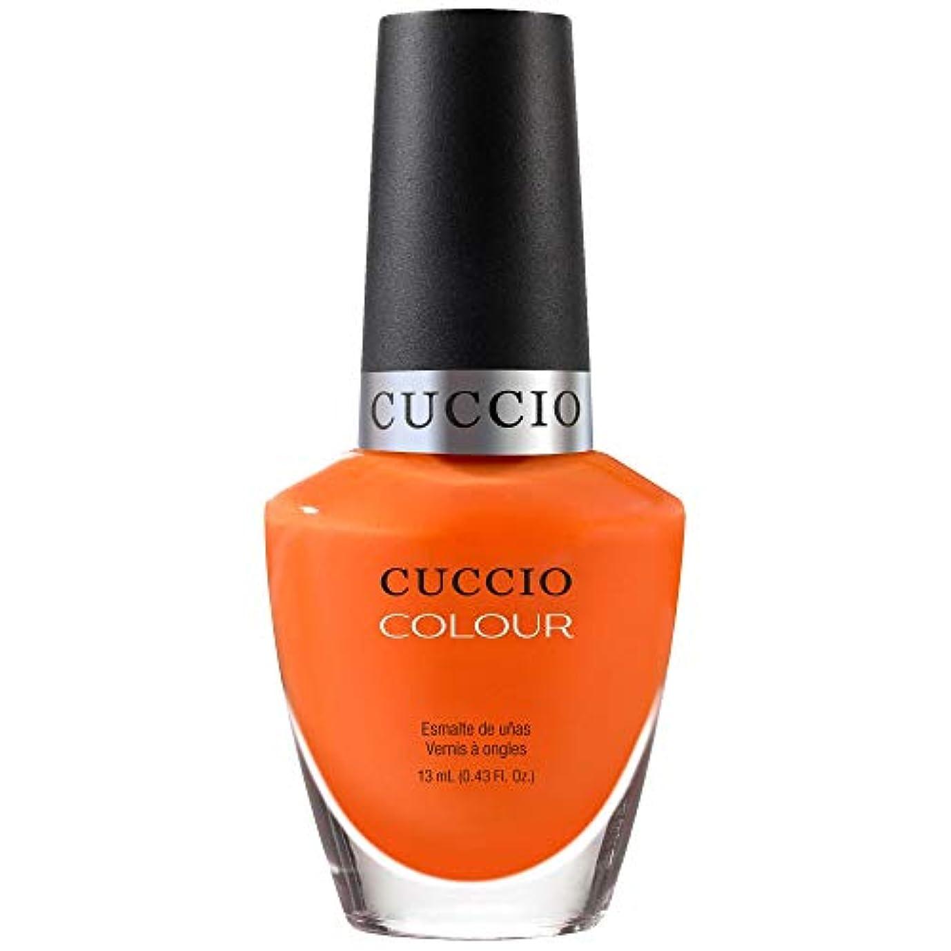 通知する興奮するバーターCuccio Colour Gloss Lacquer - Tutti Frutti - 0.43oz / 13ml