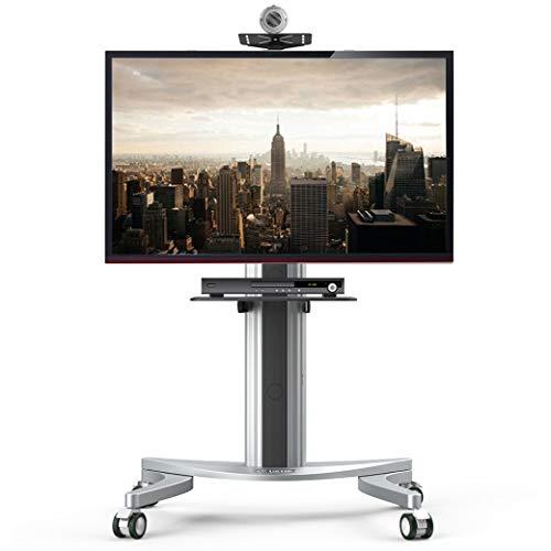 Loctek 32-70インチ液晶テレビ対応 高さ角度調整 ...