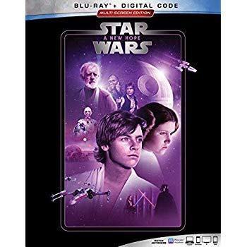 STAR WARS: A NEW HOPE [Blu-ray] [並行輸入品]