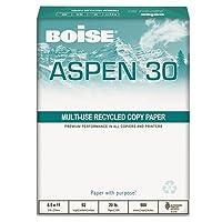 cas054901–Boiseアスペン30%リサイクルオフィス用紙