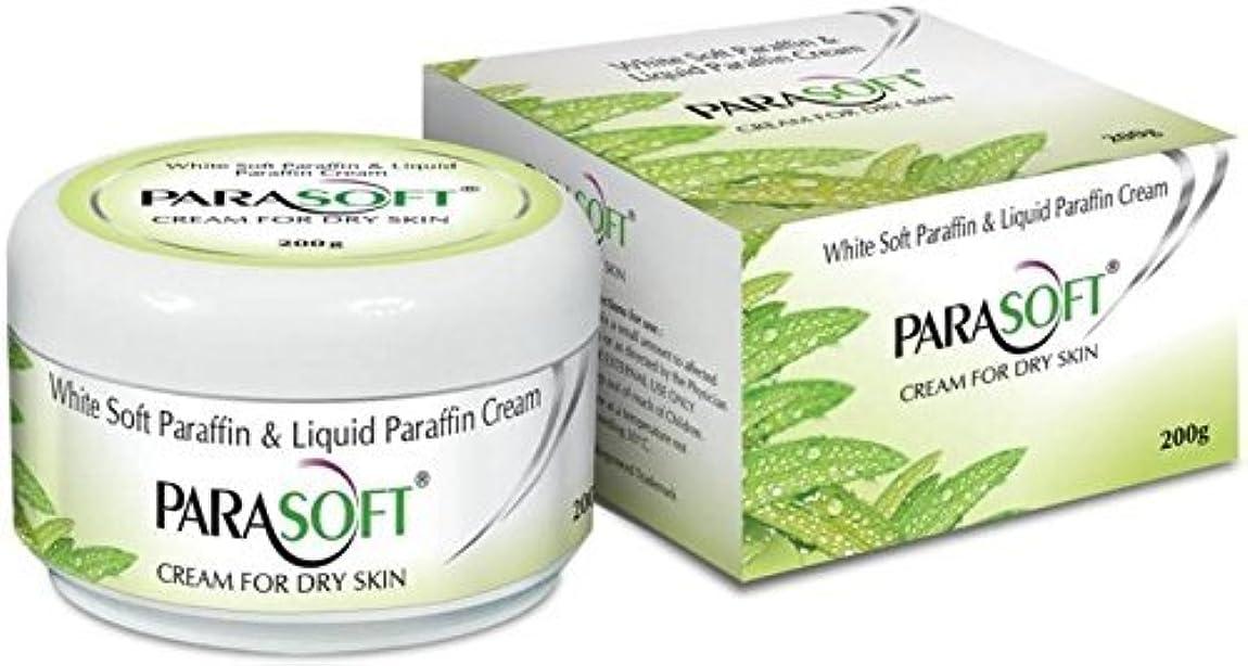 挨拶するエンジニアリング行商人Parasoft dry skin cream paraben free with added goodness of natural aloevera 200g