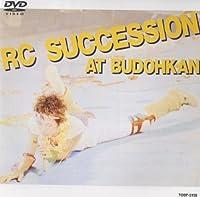 RC SUCCESSION AT BUDOHKAN [DVD]