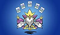 alkazamカードPlaymat 24X 14インチマウスパッドfor YuGiOh Pokemon Magic The Gathering