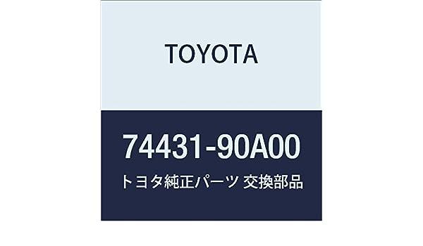 Toyota 74431-90A00 Battery Tray