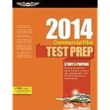 Commercial Pilot Test Prep 2014