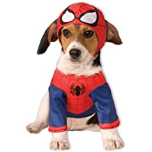 Rubies Costume Company Marvel Classic/Marvel Universe Spider-Man Pet Costume, XX-Large