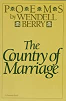 The Country of Marriage (Harvest Book ; Hb 315)